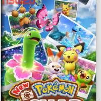 New Pokémon Snap Switch NSP XCI