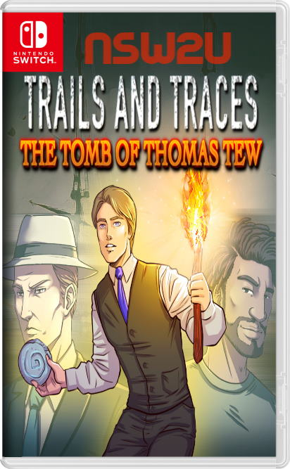 Trails and Traces The Tomb of Thomas Tew Switch NSP XCI NSZ