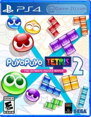 Puyo Puyo Tetris 2 PS4 PKG