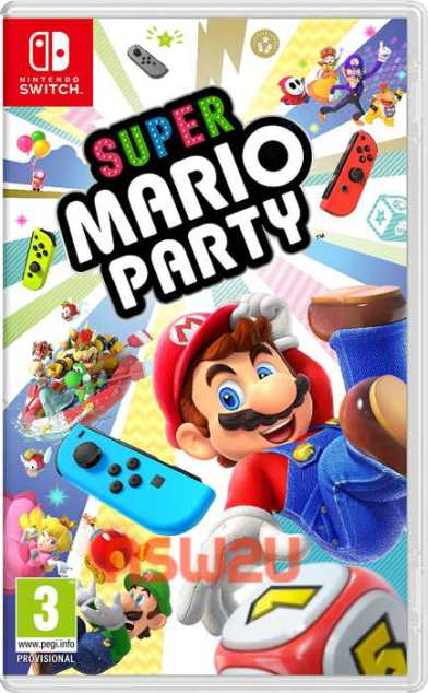 Super Mario Party Switch NSP XCI NSZ