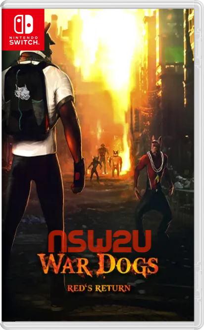 War Dogs Reds Return Switch NSP XCI NSZ