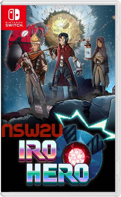 Iro Hero Switch NSP XCI NSZ