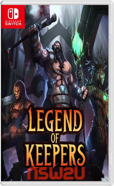 Legend of Keepers Career of a Dungeon Manager Switch NSP XCI NSZ