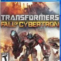 Transformers: Fall of Cybertron PS4 PKG