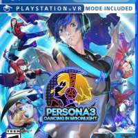 Persona 3: Dancing in Moonlight PS4 PKG