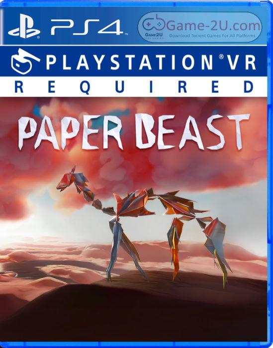 Paper Beast PS4 PKG