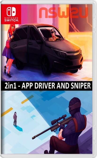 2in1 - Application Driver and Serial Killer Sniper Switch NSP XCI NSZ