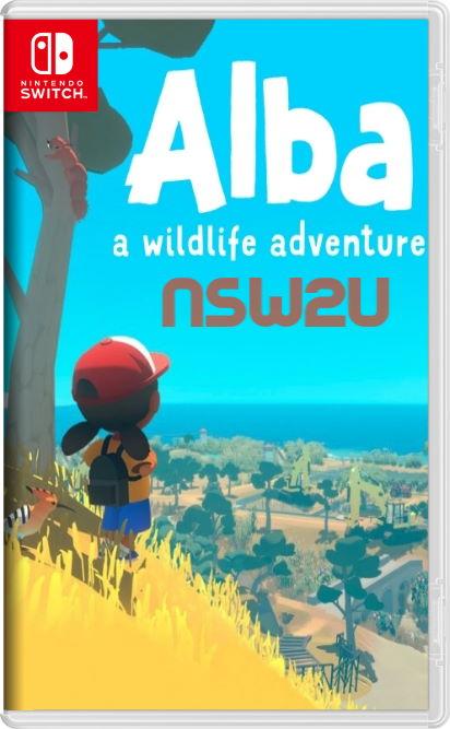 Alba A Wildlife Adventure Switch NSP XCI NSZ