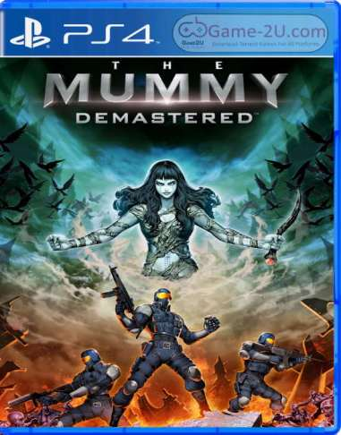 The Mummy Demastered PS4 PKG
