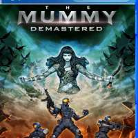 The Mummy Demastered PS4 PKG