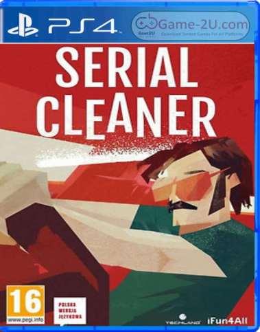 Serial Cleaner PS4 PKG