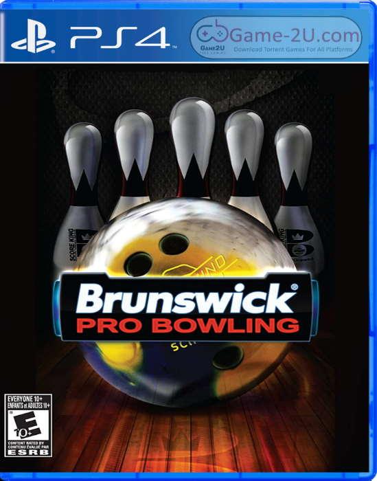 Brunswick Pro Bowling PS4 PKG