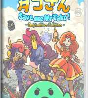 Save me Mr Tako: Definitive Edition Switch NSP XCI NSZ