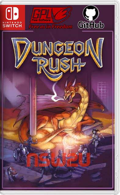 Dungeon Rush Switch NSP Homebrew