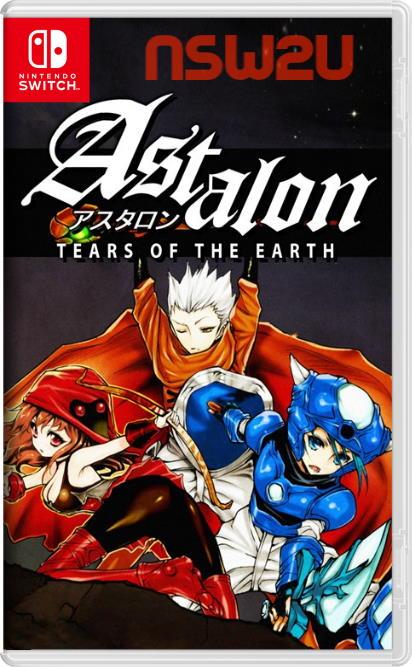 Astalon Tears of the Earth Switch NSP XCI NSZ