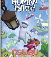 Human: Fall Flat Switch NSP XCI NSZ
