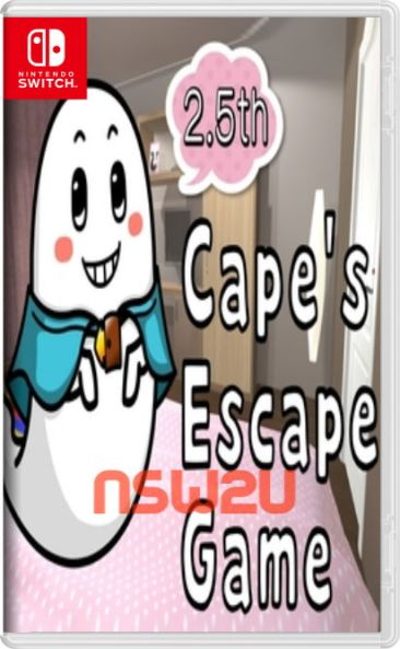 Capes Escape Game 2.5th Room Switch NSP XCI NSZ