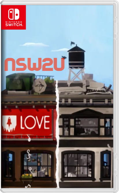 LOVE - A Puzzle Box Filled with Stories Switch NSP XCI NSZ