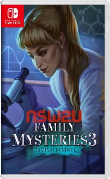Family Mysteries 3 Criminal Mindset Switch NSP XCI NSZ