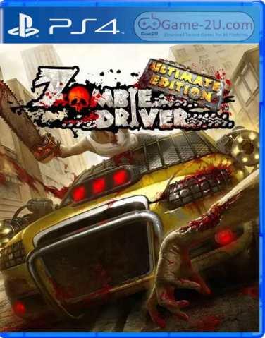 Zombie Driver Immortal Edition PS4 PKG