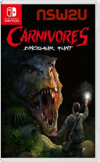 Carnivores Dinosaur Hunt Switch NSP XCI NSZ