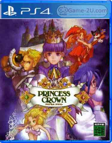 Princess Crown PS4 PKG