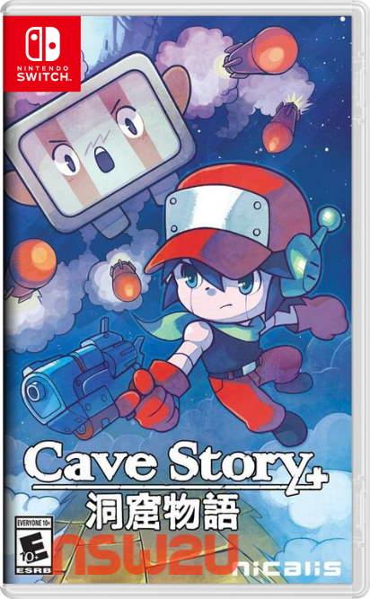 Cave Story+ Switch NSP XCI NSZ