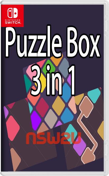 Puzzle Box 3 in 1 Switch NSP XCI SZ