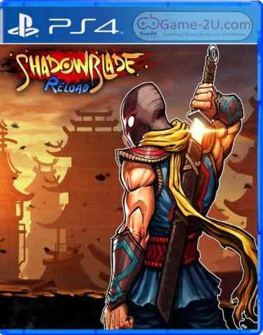 Shadow Blade Reload PS4 PKG
