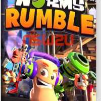 Worms Rumble Switch NSP XCI NSZ