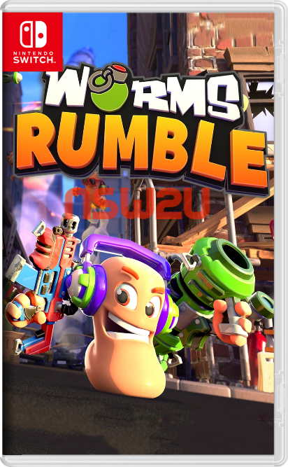 Worms Rumble Switch NSP XCI
