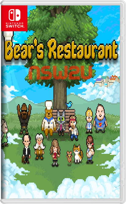 Bears Restaurant Switch NSP XCI NSZ