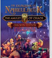 The Dungeon of Naheulbeuk: The Amulet of Chaos – Chicken Edition Switch NSP XCI NSZ