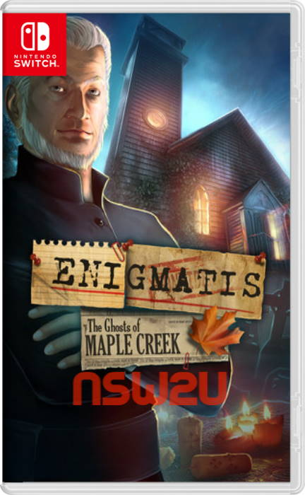 Enigmatis The Ghosts of Maple Creek Switch NSP XCI NSZ