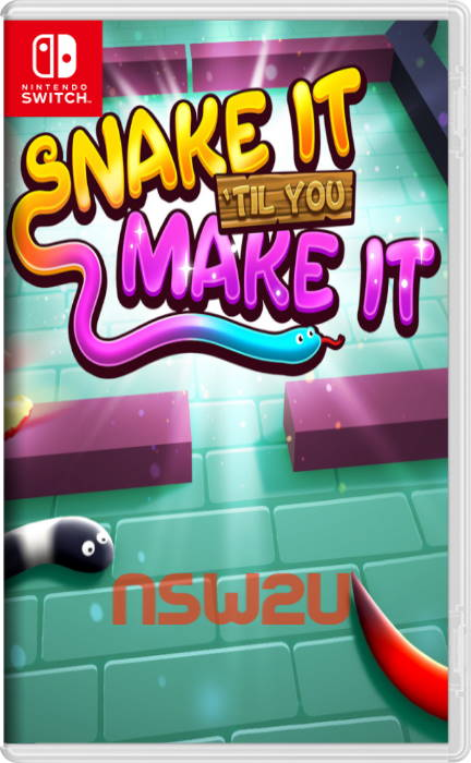 Snake It Til You Make It Switch NSP XCI NSZ