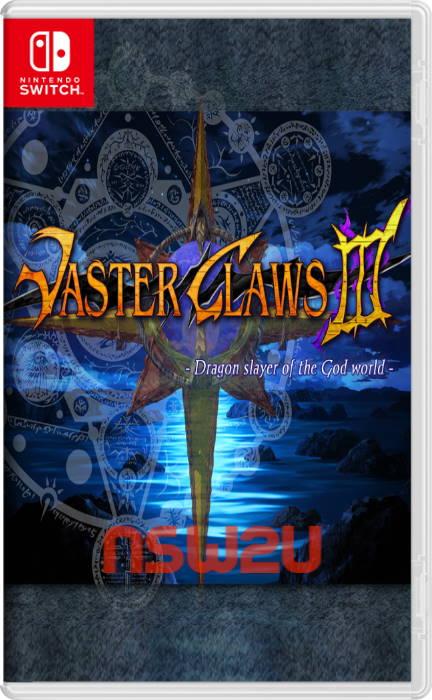 VasterClaws 3 Dragon slayer of the God world Switch NSP XCI NSZ