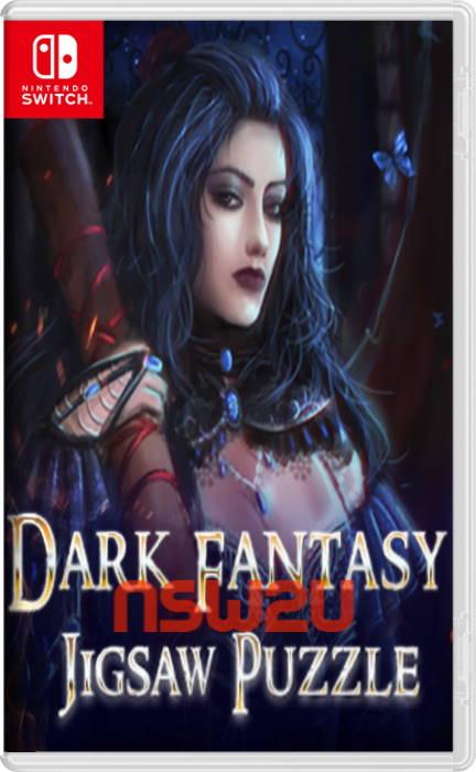 Dark Fantasy Jigsaw Puzzle Switch NSP XCI NSZ