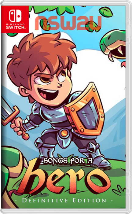 Songs for a Hero Definitive Edition Switch NSP XCI NSZ