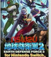 Earth Defense Force 2 for Nintendo Switch NSP XCI