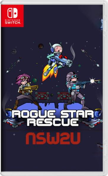 Rogue Star Rescue Switch NSP XCI NSZ