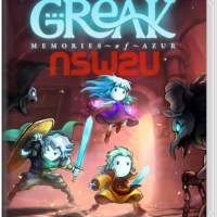 Greak: Memories of Azur Switch NSP XCI NSZ