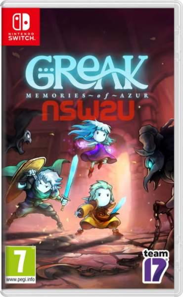Greak Memories of Azur Switch NSP XCI NSZ