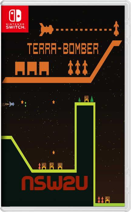 Terra Bomber Switch NSP XCI NSZ