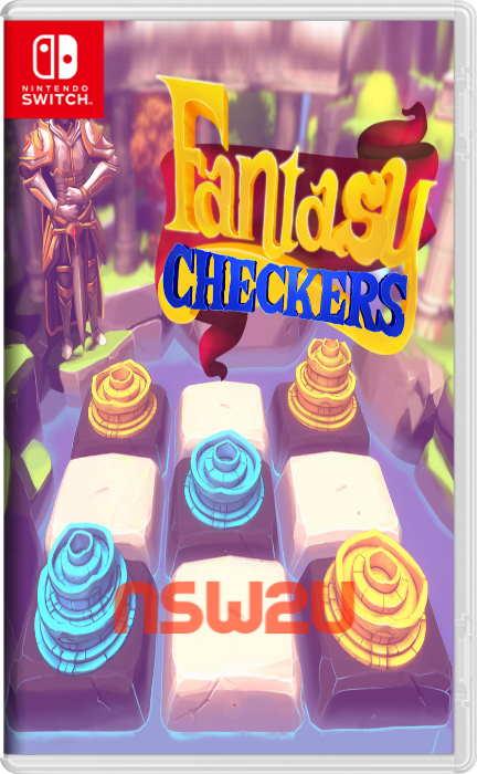 Fantasy Checkers Switch NSP XCI NSZ