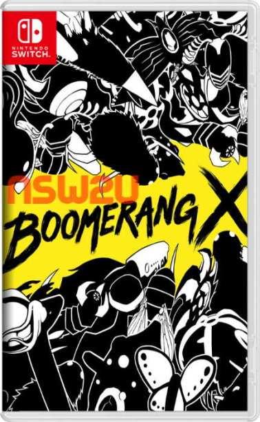 Boomerang X Switch NSP XCI NSZ