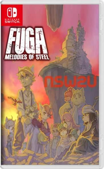 Fuga Melodies of Steel Switch NSP XCI NSZ
