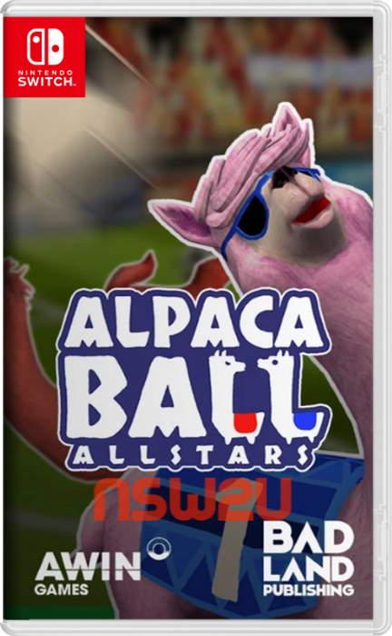 Alpaca Ball Allstars Switch NSP XCI NSZ