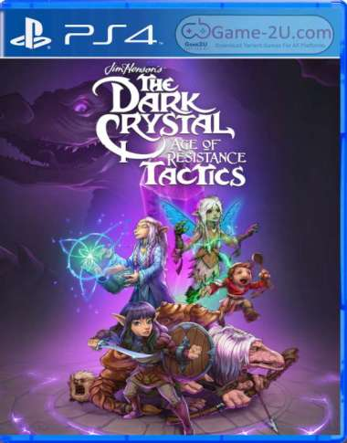 The Dark Crystal Age of Resistance Tactics PS4 PKG