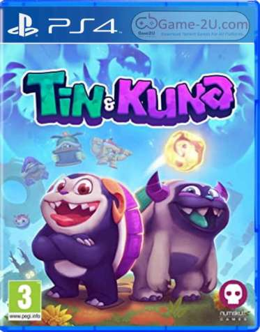 Tin and Kuna PS4 PKG