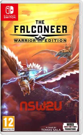 The Falconeer Warrior Edition Switch NSP XCI NSZ